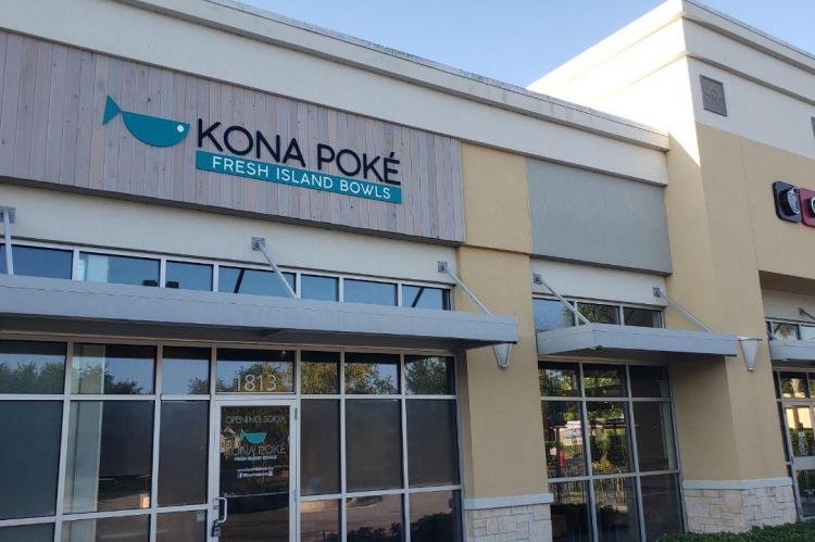 Kona Poké Announces Second Location Coming Soon To Sanford