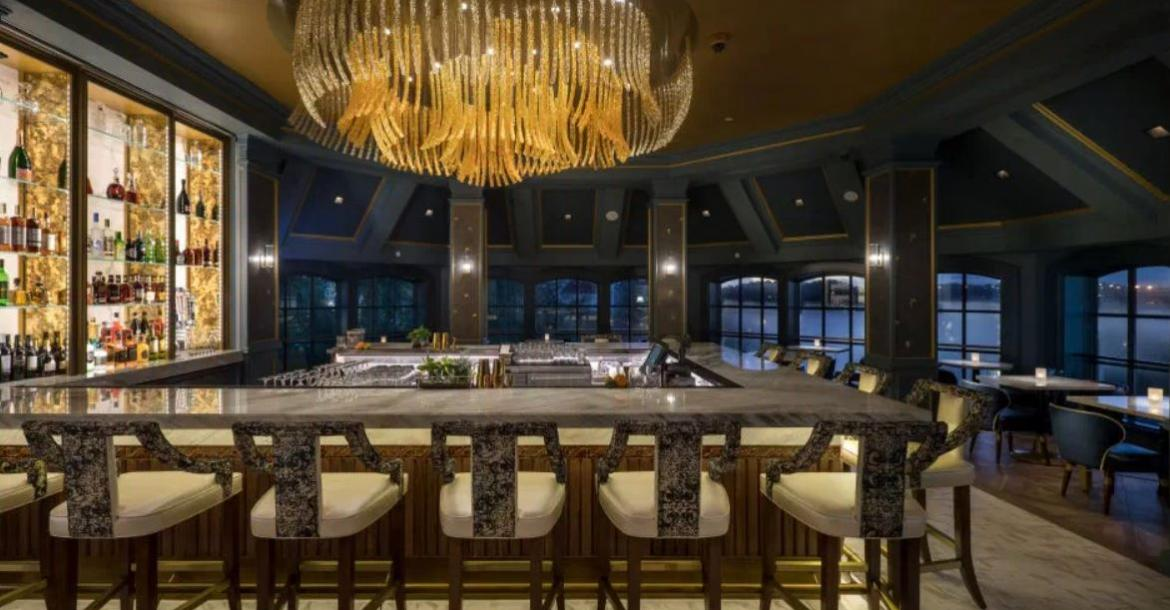 Grand Florida Resort at Disney World's Opens new Enchanted Rose bar and lounge