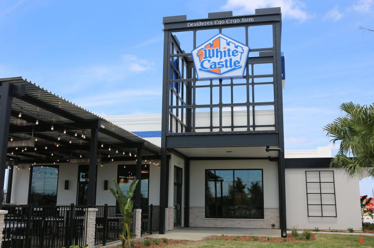 World's Largest Free-Standing White Castle is Now Open