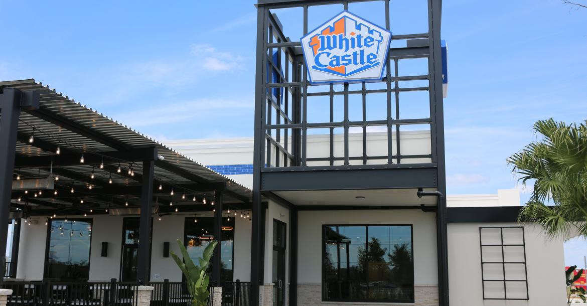 World's Largest Free-Standing White Castle® is Now Open